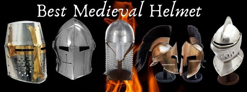 Best Medieval Helmet