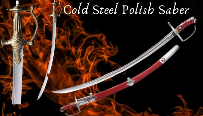 Cold Steel Polish Saber review